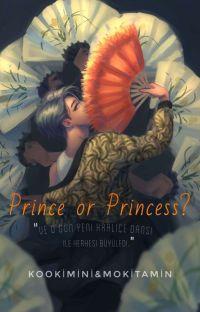 Prince Or Princess? • KookMin [✓] cover