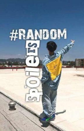 #rAnDOM SPoiLErS by Natanatsu
