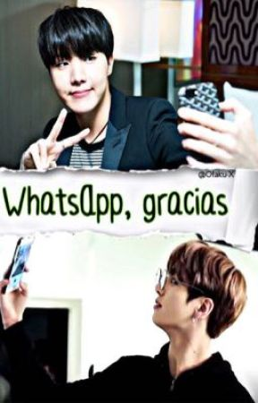 WhatsApp, gracias. |JungHope| by Otaku-X