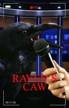 Raven's Caw // Interviews by NymphsAtVersailles
