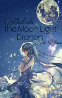 Akatsuki No Yona:The Moonlight Dragon. cover
