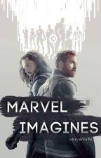Marvel Imagines by o0Azalea0o
