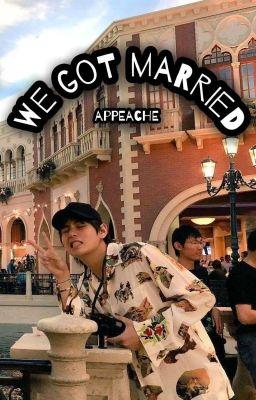 Taehyung   We got married