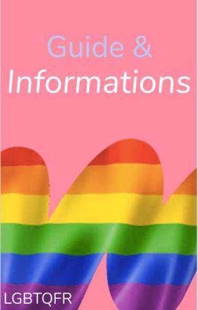Guide et informations du profil by WattpadLGBTQ-FR