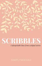 Scribbles by simplymikhaii