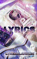 LYRICS ✅ by lynemalandz28