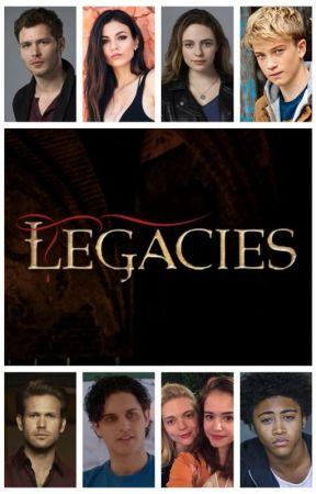 Legacies (Season One) by ForeverMysticFalls