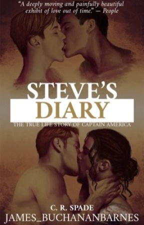 Steve's Diary by James_BuchananBarnes