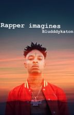 Fine ass rapper imagines(discontinued) by genagena1324