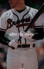 AFTER THE STORM. mlb gif imagines by -daisyridleys