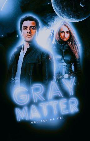 gray matter. | POE DAMERON by lookingfordroids