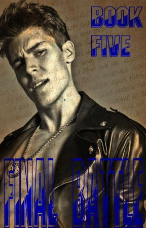 Final Battle (Book 5: TO fanfic) by TVDlover97