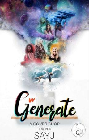 Generate (A Cover Shop) (Hiatus ✓) by Sayjenerate