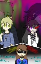 It All Started By One Single Tear (Rantaro x reader x YandereMastermind Kokichi) by yuki_no_fuyu