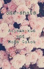 aoyama-kun x gotou moka one-shots by ellisyoshioka21