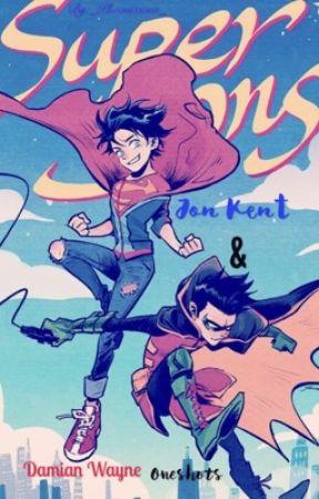•Jon Kent And Damian Wayne Oneshots• by Slowbrain06