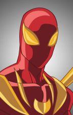 My Iron Genius: Amadeus Cho X OC by Scarlet_Read