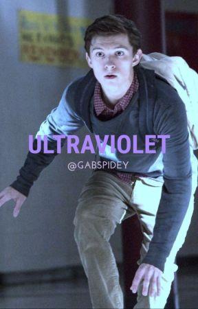 Ultraviolet   Peter Parker by gabspidey