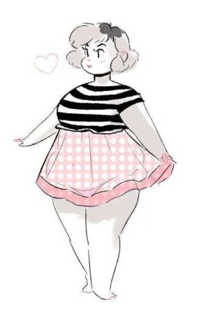 Fat Girls Need Love Too by XxSmileBunnyxX