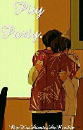 Pity Party. by LosDientesDeKookie