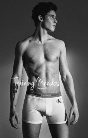 Training Mendes // s.m. by lukethesheriff