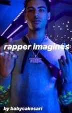 Rapper Imagines by babycakesari