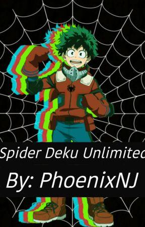 Spider Deku: Unlimited by PhoenixNJ