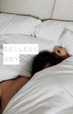 College Boy by 2cuutedreamer