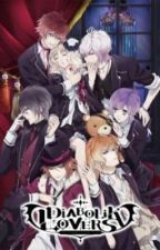 Diabolik lovers x mute male reader (on hold due to editing) by Dasdbs