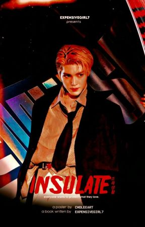 Insulate |〆[Taeyong x Reader AU] ✔ by ExpensiveGirl7