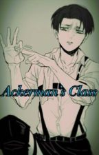 Ackerman's Class by guccikpop_7