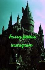 harry potter Instagram  by thegirlwholived129