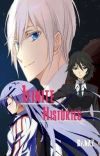 Infinite Histories (An Infinite Stratos Fanfic) cover