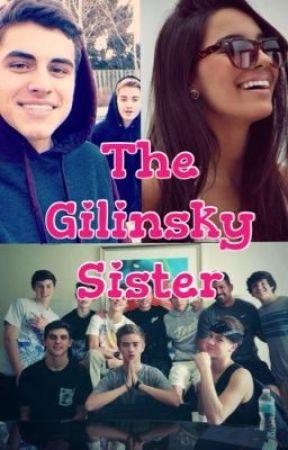 The Gilinsky Sister by Jasminem_xo
