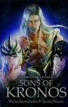 Seri Sons Of Kronos [ Buku 1 Mitologi Yunani ] SUDAH TERBIT  cover
