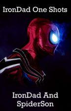 IronDad One Shots // IronDad And SpiderSon by AlinaLevine