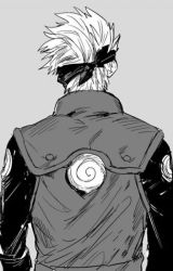 Kakashi Hatake // Forces On The Main Character // 😷 by DeadlyMader