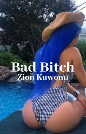 Bad bitch | Zion Kuwonu  by waffle_house