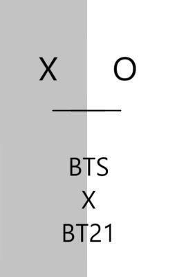BTS X BT21
