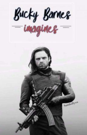Bucky Barnes Imagines by Samhollyvo