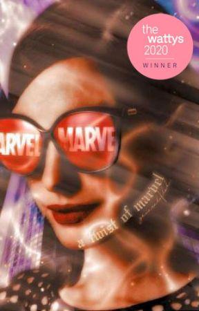 A Twist Of Marvel    Infinity War by GeneralOfLoki