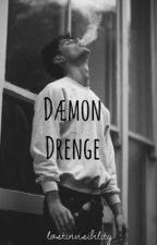 Dæmon Drenge by lostinvisibility