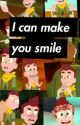 I Can Make You Smile (David x Reader)// CAMP CAMP by