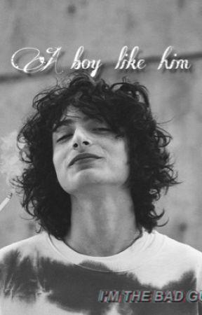 A boy like him  by thehellfireclub_