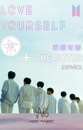 [Español] BTS - 화양연화 The Notes   Love Yourself + Smeraldo Books by Abby_Rabbit