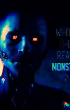 Who's the real Monster ? (DBH × Male Reader) by _QtXuan_