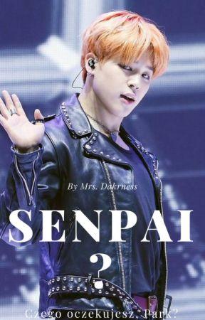 Senpai? [ Park Jimin ] by MrsShadows