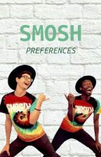 SMOSH PREFERENCES by JustLou712