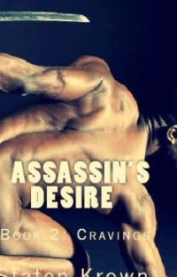 Assassin's Desire 2: Craving MxM (Staten Krown) cover