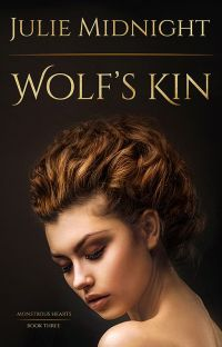 Wolf's Kin (Monstrous Hearts #3) cover